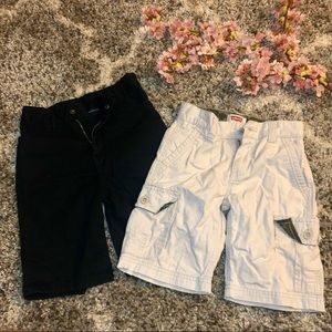 CK Jeans and Levi's Cargo Pants - Boys 6